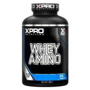 9. Xpro WHEY AMINO - 200 таблетки