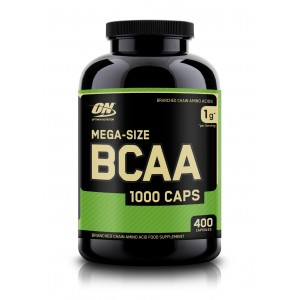 7. ON BCAA 1000 mg - 400 капсули