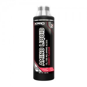 №11 Xpro AMINO LIQUID - 500 ml / 20 дози - с вкус на Череша