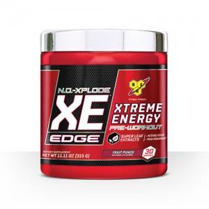 9. BSN N.O.-XPLODE XE EDGE - 263 g / 25 дози - Плодов пунш
