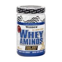 8. Weider WHEY AMINOS - 300 таблетки