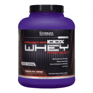 №19 Ultimate Prostar 100% WHEY Protein - 2.39 kg (5.28LB) - 80 Дози