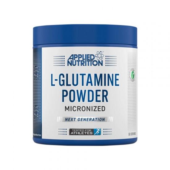Applied - L-GLUTAMINE Powder - 250 g / 50 servings