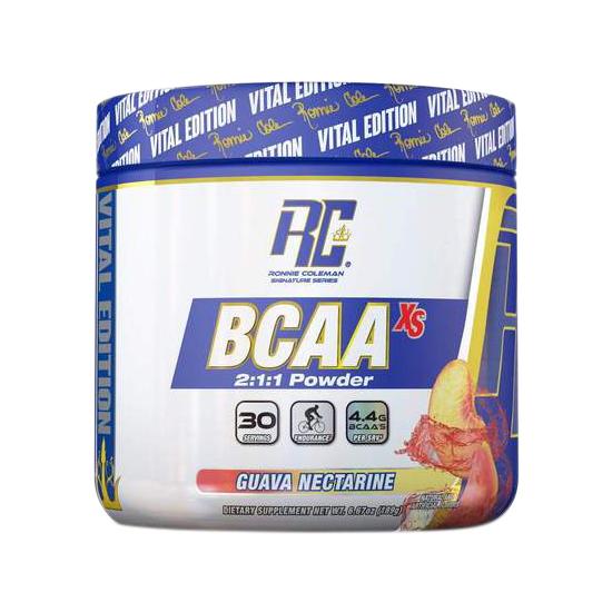 RCSS - BCAA XS™ - 195 g / 30 servings