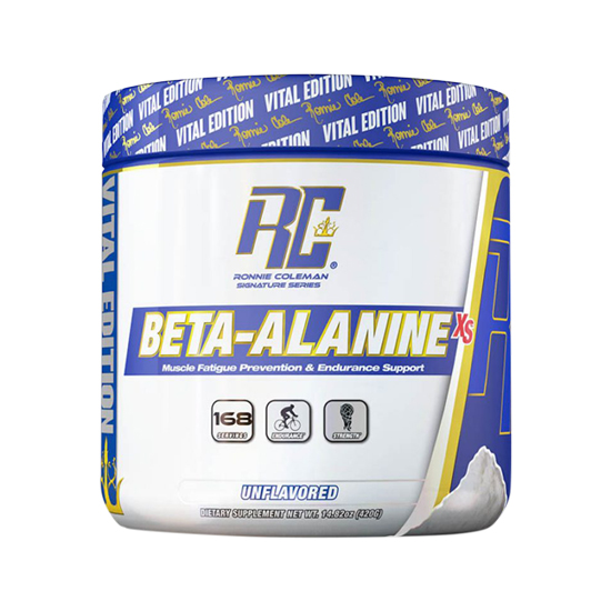 RCSS - BETA-ALANINE XS™ - 420 g / 168 seervings