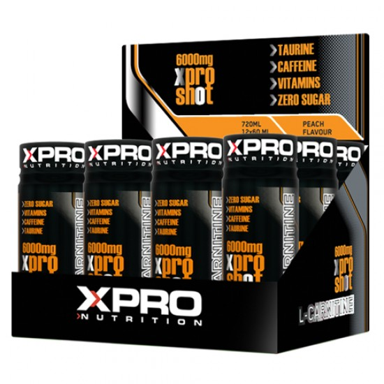 Xpro - L-Carnitine Shot 6000 mg