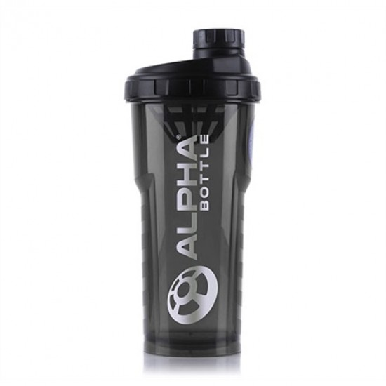 ALPHA BOTTLE - 750 ml - Smoke Black