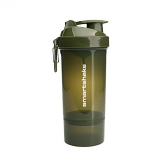 SmartShake - Original2Go One 800 ml - Army Green