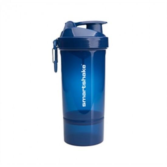 SmartShake - Original2Go One 800 ml - Navy Blue