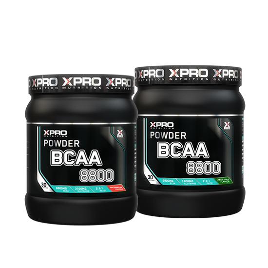 Stack – Xpro BCAA 8800 – 2 x 429 g (858 g)