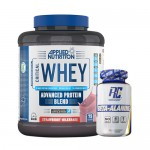 Stack: Applied - Critical WHEY - 2.27 kg + RCSS - BETA-ALANINE XS - 100 caps