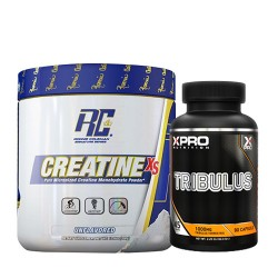 Stack – RCSS – CREATINE XS – 300 g + Xpro TRIBULUS – 90 caps