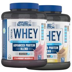 Applied - Critical WHEY - 4.54 kg (2x2.27 kg) / 150 servings