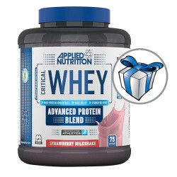 Applied - Critical WHEY - 2.27 kg / 75 servings