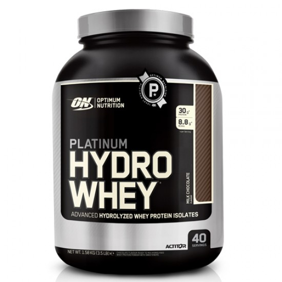 ON - PLATINUM HYDRO WHEY  - 1.6 kg (3.5 LB)