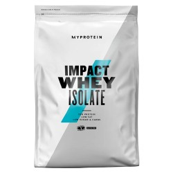 MYPROTEIN - Impact Whey ISOLATE - 1 kg / 40 servings