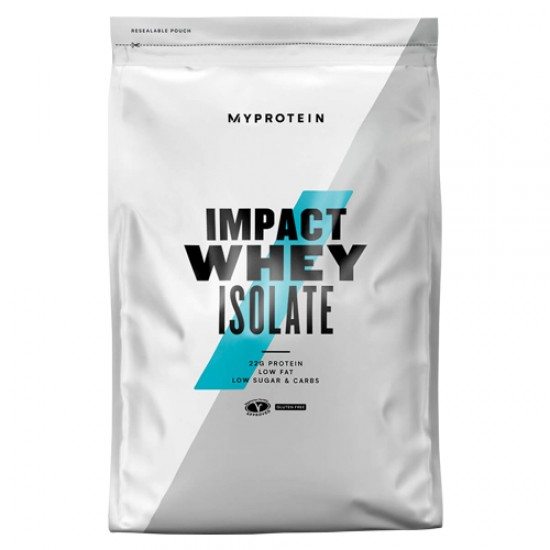 Stack – MYPROTEIN – Impact Whey ISOLATE – 1 kg + Xpro L-Carnitine Shot 6000 mg – 12 pieces