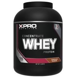 Xpro - WHEY Protein Concentrate - 2.28 kg / 76 servings