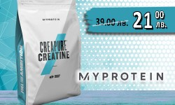 MYPROTEIN - CREAPURE® Creatine - 500 g / 166 дози