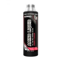 9. Xpro AMINO LIQUID - 500 ml / 20 дози - с вкус на Череша