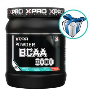 1. Xpro BCAA 8800 - 429 g / 30 дози