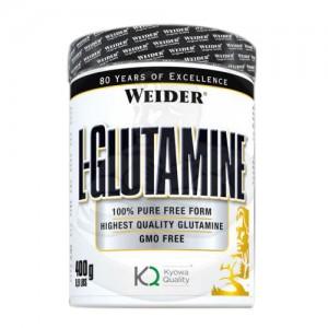 №12 Weider L-GLUTAMINE - 400 g / 80 дози - неовкусен