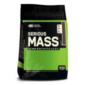 ON SERIOUS MASS - 5,45 kg (12 LB)