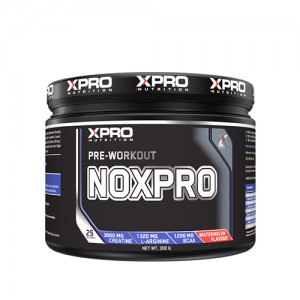 Стак 01 – Xpro NOXPRO PRE-WORKOUT – 300 g + MYPROTEIN – Essential BCAA 2:1:1 – 2 x 250 g (500 g)
