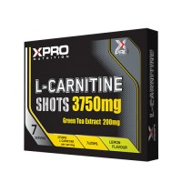 Xpro L-Carnitine Shots 3750 mg / 7 бр. x 25 ml