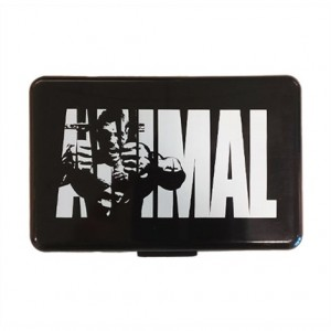 Universal - Animal Pill Case - Black