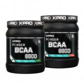 Стак 02 – Xpro BCAA 8800 – 2 x 429 g (858 g)