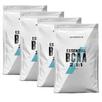Стак 02 – MYPROTEIN – Essential BCAA 2:1:1 – 4 x 250 g (1000 g)