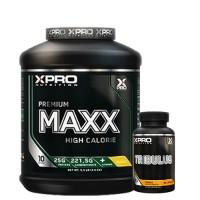 Стак 08 - Xpro Premium MAXX – 2,5 kg + Xpro TRIBULUS – 90 капсули