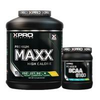 Стак 04 – Xpro Premium MAXX – 2,5 kg (5,5 LB) + Xpro BCAA 8100 – 429 g