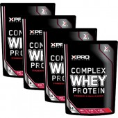 Стак 01 – Xpro WHEY Protein – 4 x 454 g (1.816 kg)