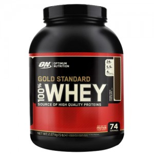 Стак 12 - ON 100% WHEY Gold Standard - 2,27 kg + Xpro BCAA 4:1:1 - 100 таблетки + Xpro TRIBULUS – 90 капсули