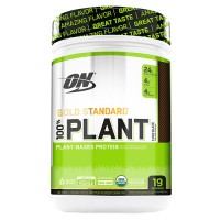 №10. ON Gold Standard 100% PLANT Protein - 684 g (1.5 lb)