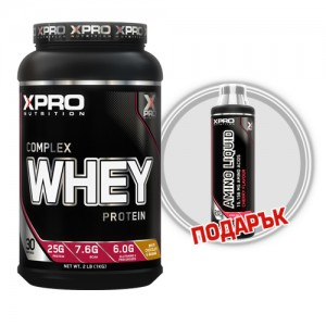 2. Xpro WHEY Complex Protein - 1 kg / 30 дози