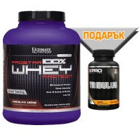 3. Ultimate Prostar 100% WHEY Protein - 2.39 kg (5.28LB) - 80 Дози