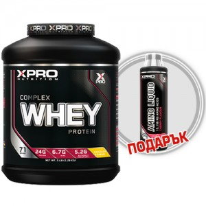 1. Xpro WHEY Complex Protein - 2.28 kg / 71 дози