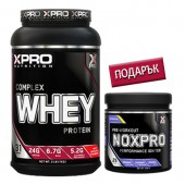 6. Xpro WHEY Complex Protein - 1kg / 33 дози